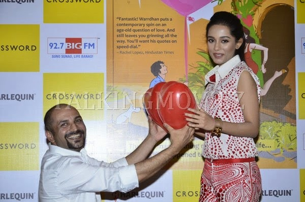 Amrita-Rao-at-the-launch-of-Harlequin-Indias-When-Harry-Met-His-Saali-3