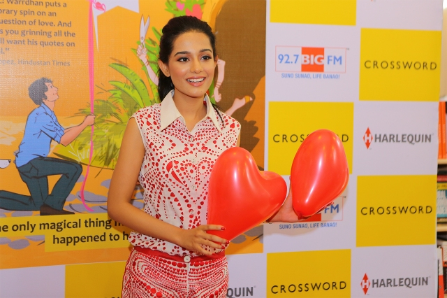 Amrita with two hearts
